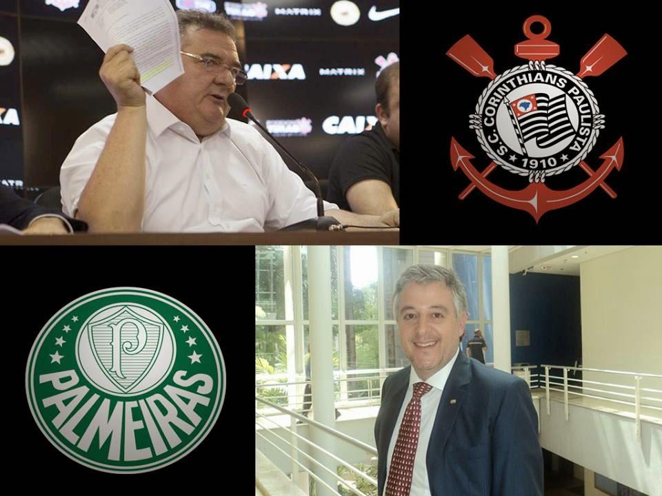 Nobre, Ministério Público e FPF: que papelão!