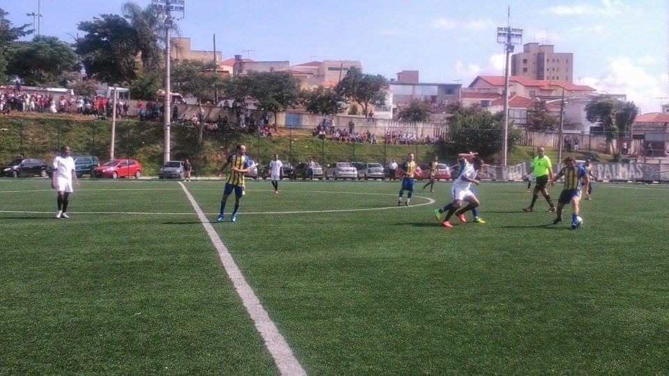 Semifinal Copa Leões da Zona Sul – GR Jd. das Palmas x AA Parque Regina