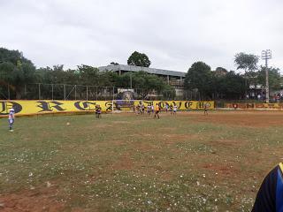 Jardim Brasil arranca empate do Santa Cruz nos minutos finais
