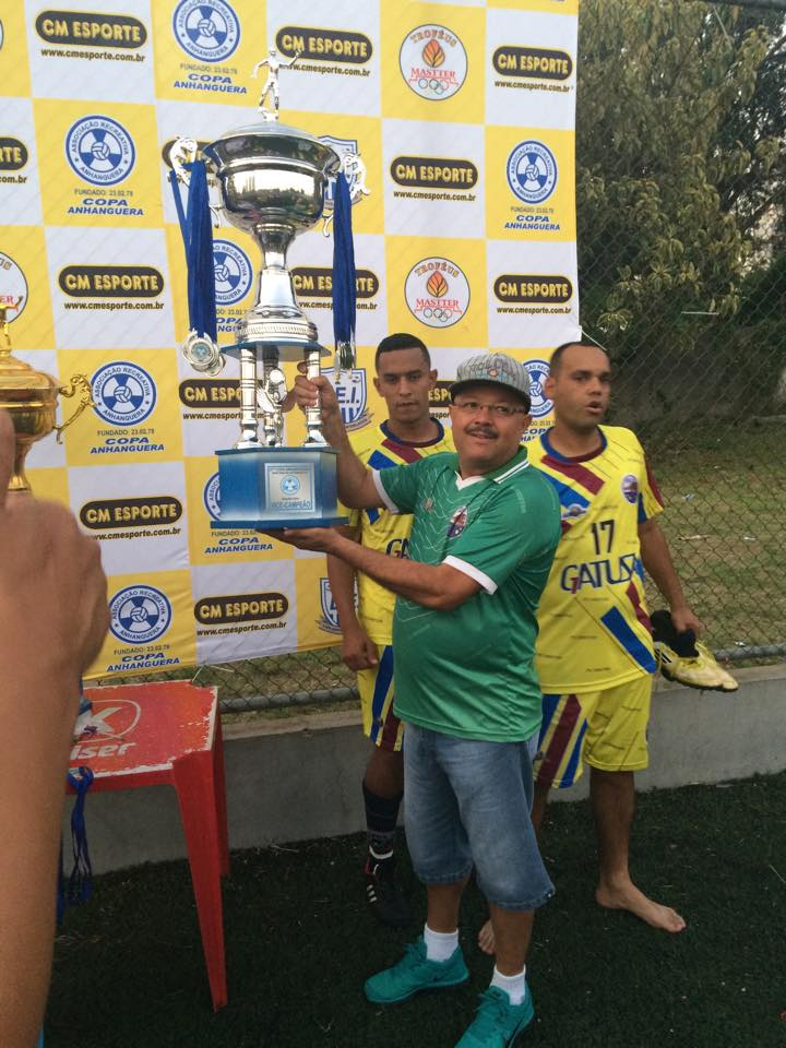 Ressaca fatura a Copa Anhanguera – chave de sábado