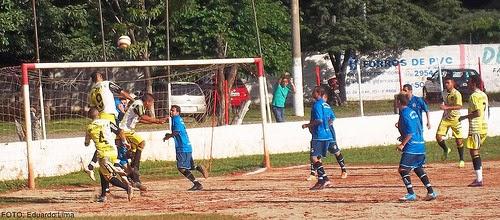 Na Zona Norte, Em Cima da Hora é o primeiro semifinalista  da 4ª Copa Nove de Julho