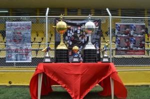 Troféus da Copa Libertadores da Várzea 2014