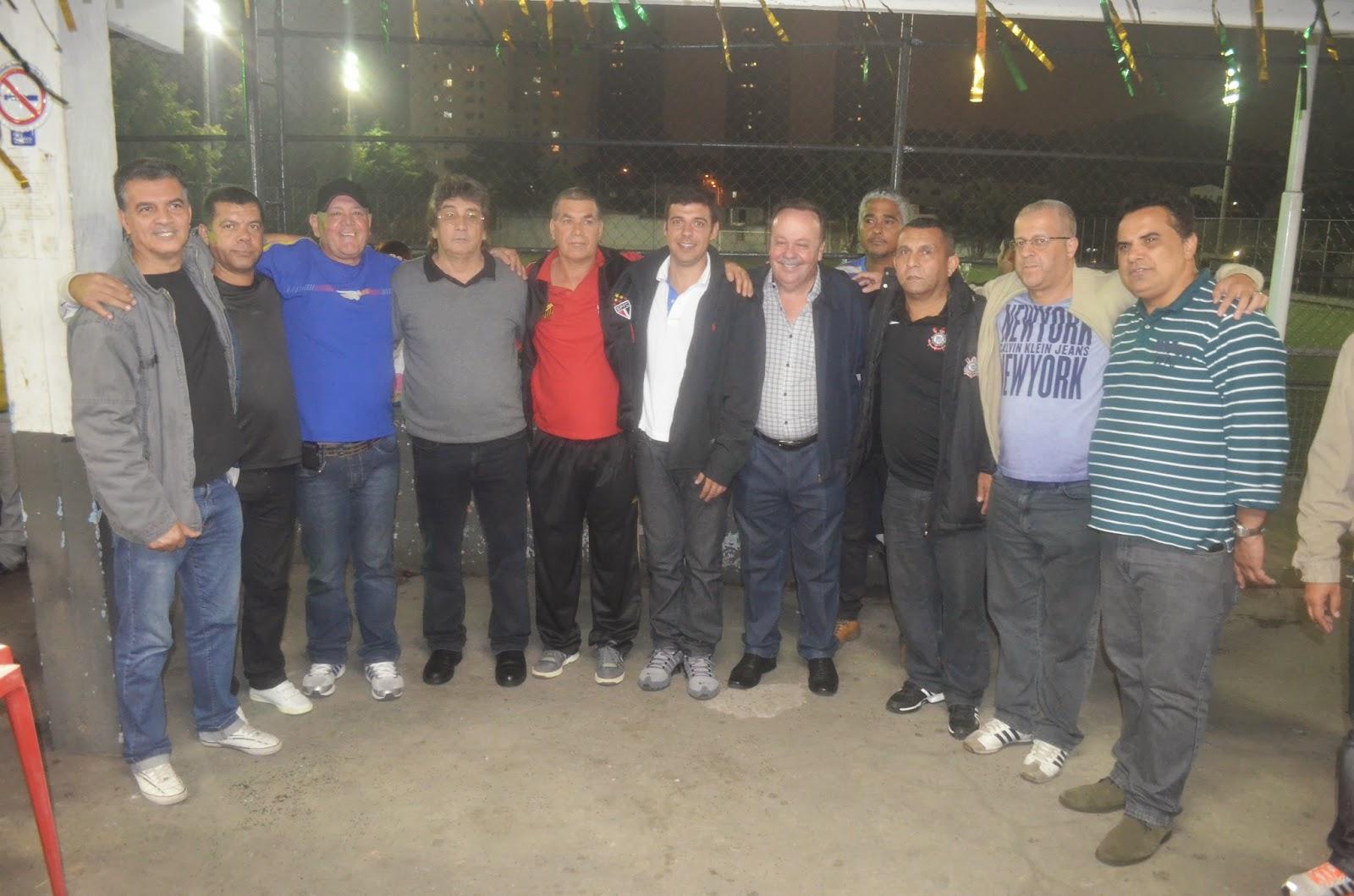 Vereadores se reúnem com representantes de times para melhorar a várzea