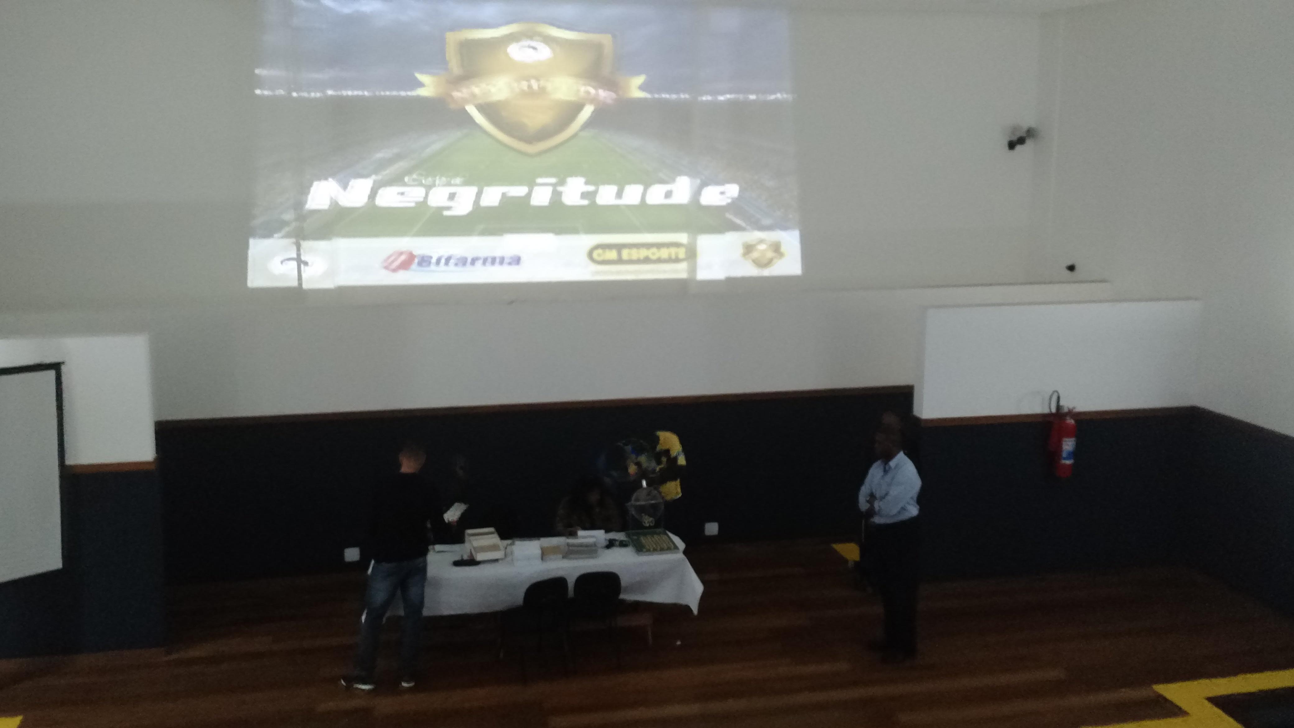 Sorteados os grupos da Copa Negritude – Futebol é Coisa Séria b97284e1aa70b
