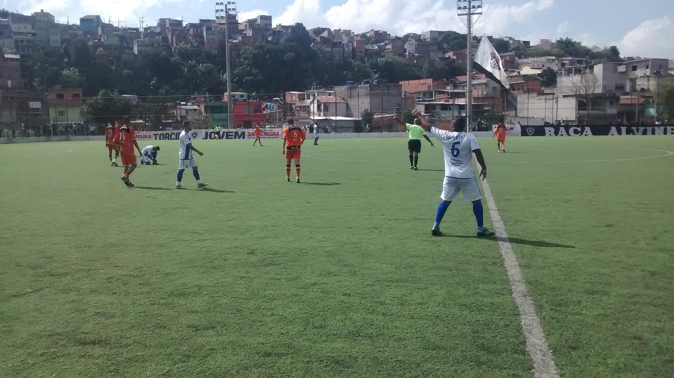 Central Leste vence Santa Rita e é campeão da Taça Anhanguera de Sábado