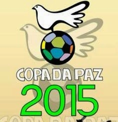Tem Copa da Paz nesse final de semana!