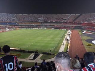 São Paulo x Lusa – FCS no Morumbi