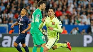 Neymar e Messi tocam a bola… Luisito deita e rola!