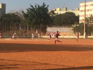 1º de Maio e Favela Miragaia fazem um jogo abaixo do esperado e ... 18f93d862fd00