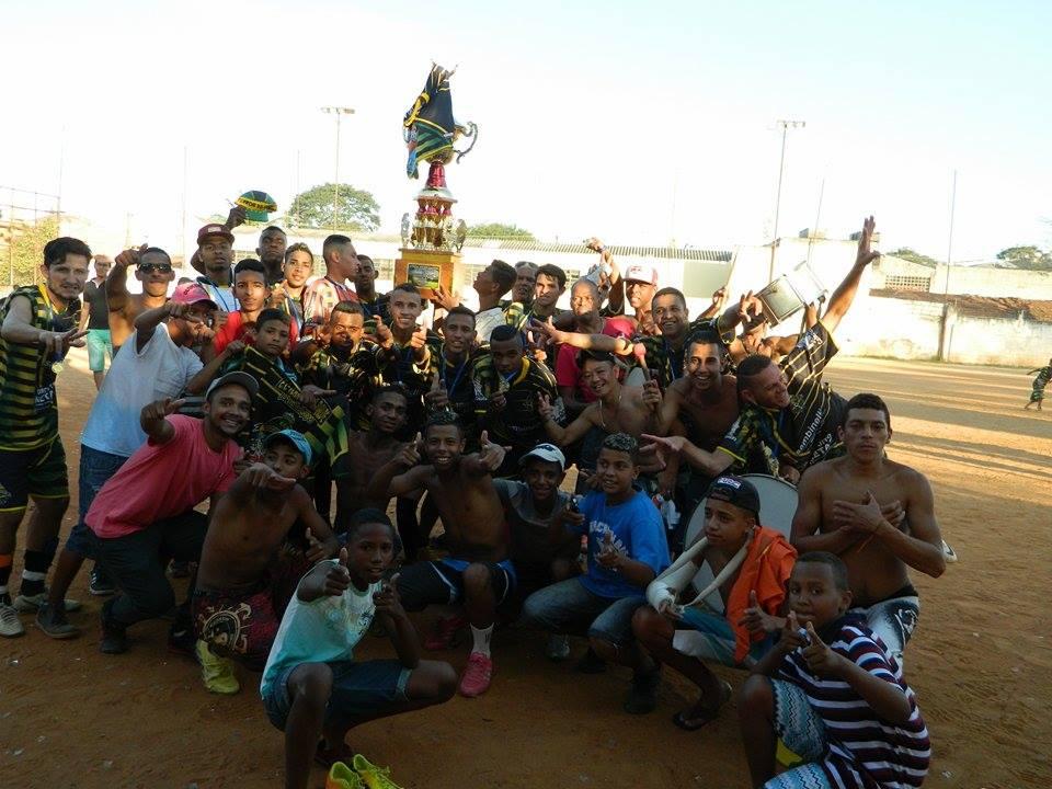 Em jogo tenso, Terror do Balde vence o Amália e fatura a primeira Copa União Mútua