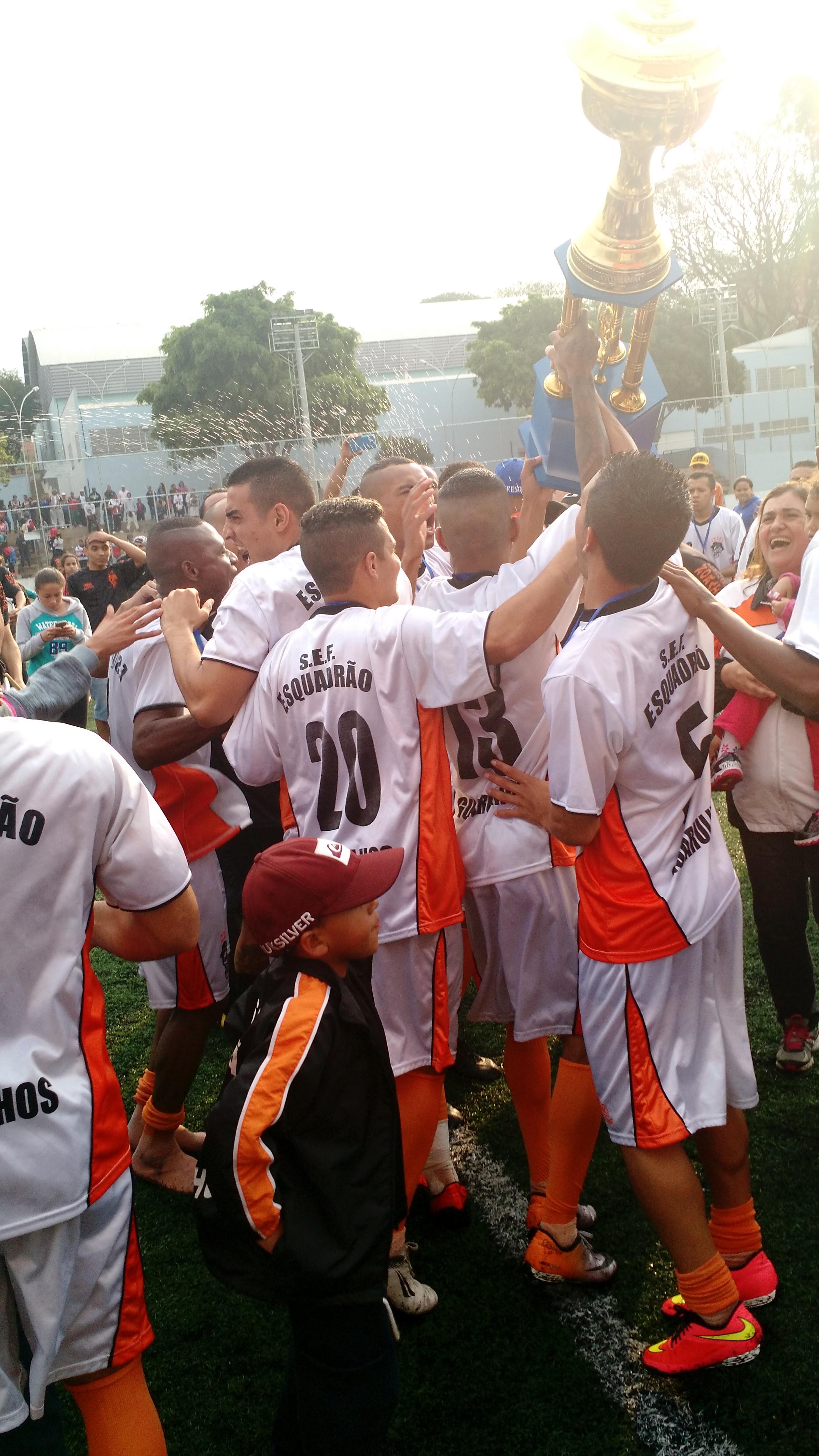 Esquadrão vence Primos nos pênaltis e é campeão da Copa Anhanguera – Sede Norte