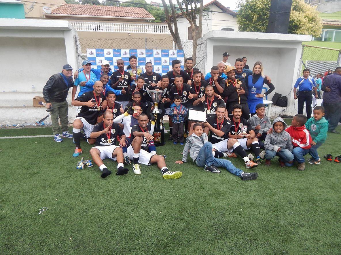 Gangster vence Belki's na final da Copa CDC Vila Missionária