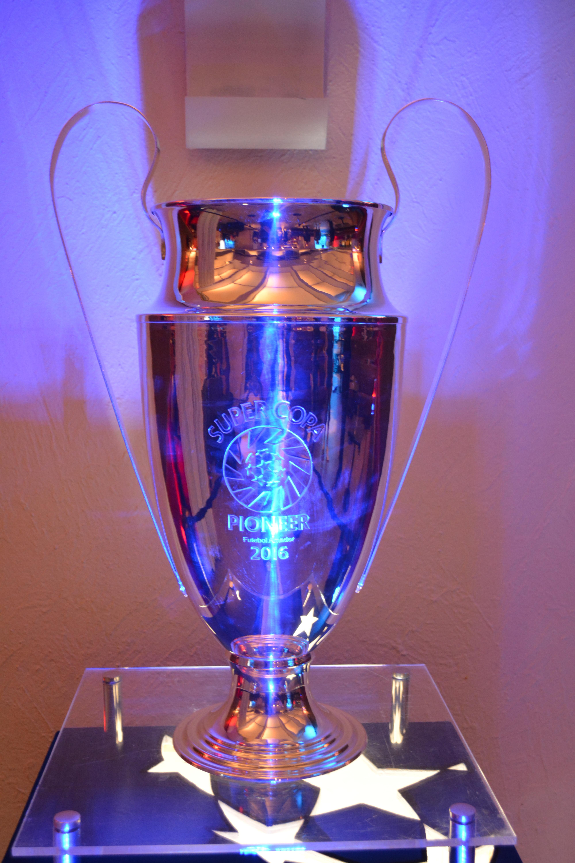 EXCLUSIVO!  Saiba quais são os grupos da Super Copa Pioneer 2016