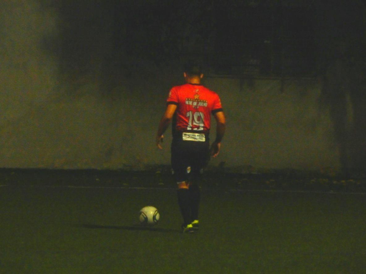 Nove de Julho conta com atacante que saiu do banco para vencer Grêmio Vila Prudente na Copa Bozzano 2015