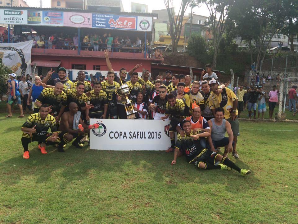 Sodabeb vence Ipanema e garante terceira colocação na 5ª Copa Saful
