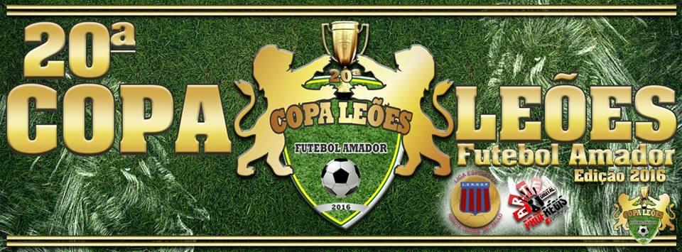 Congresso da XX Copa Leões acontece nesta sexta
