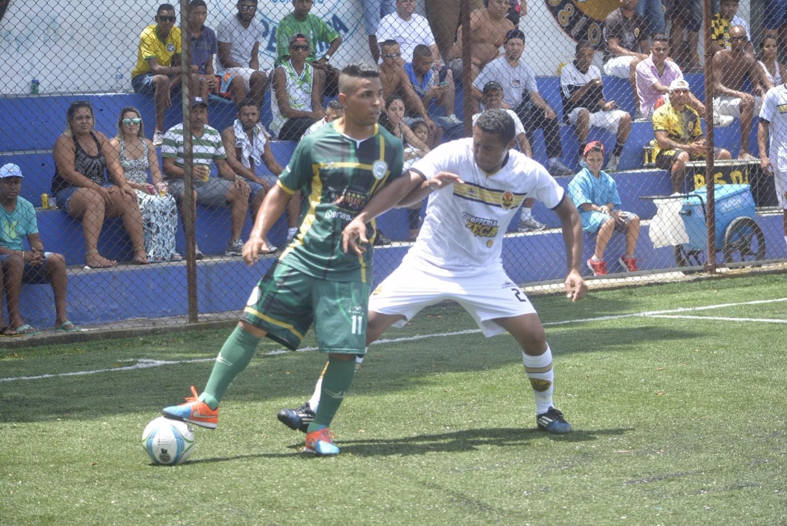 Eficiente, Palmeirinha vence Vila Albano e se classifica para as oitavas da Super Copa Pioneer