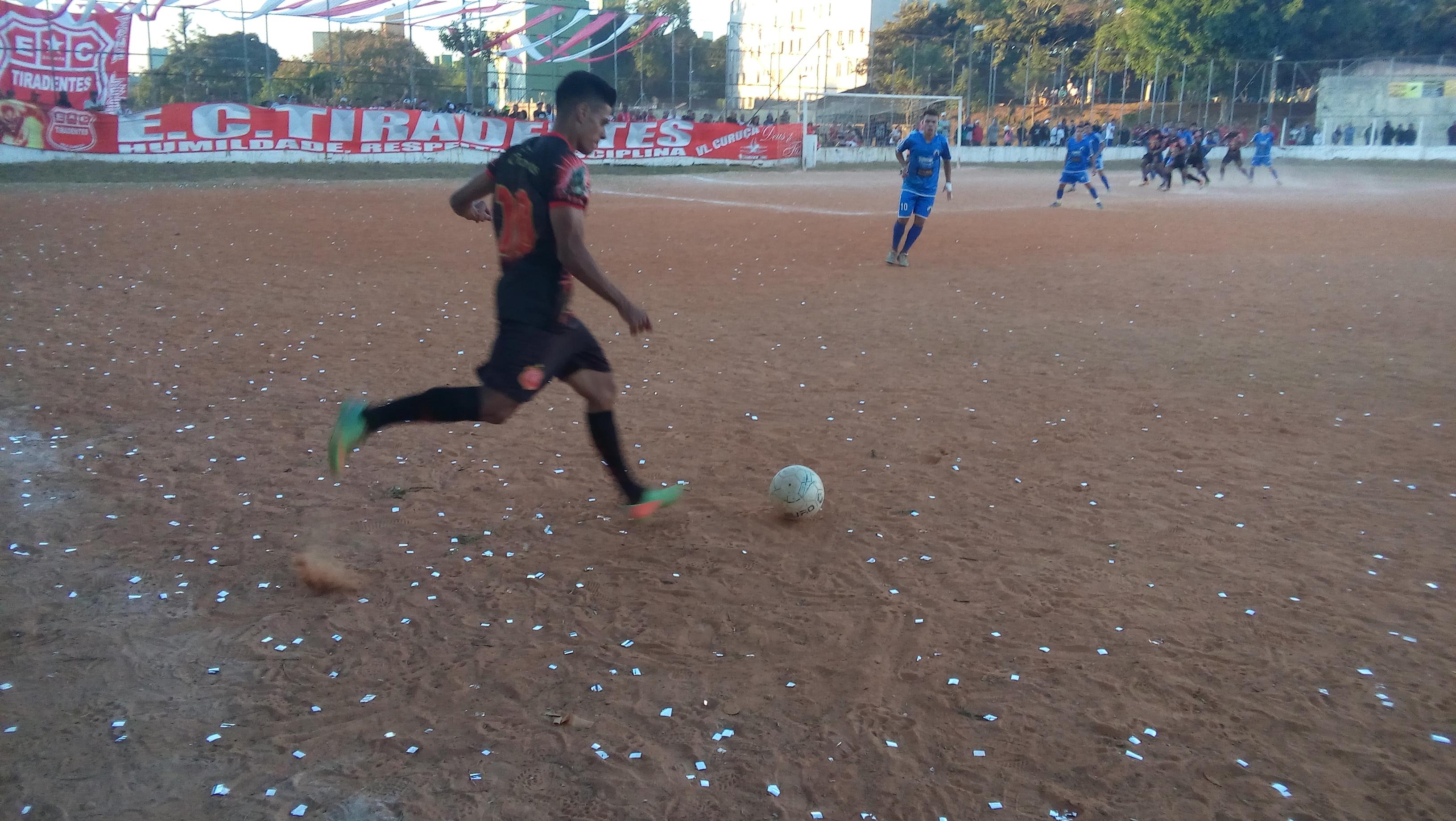 Santa Rita joga bem, vence Tirandentes e está na final da Copa Negritude