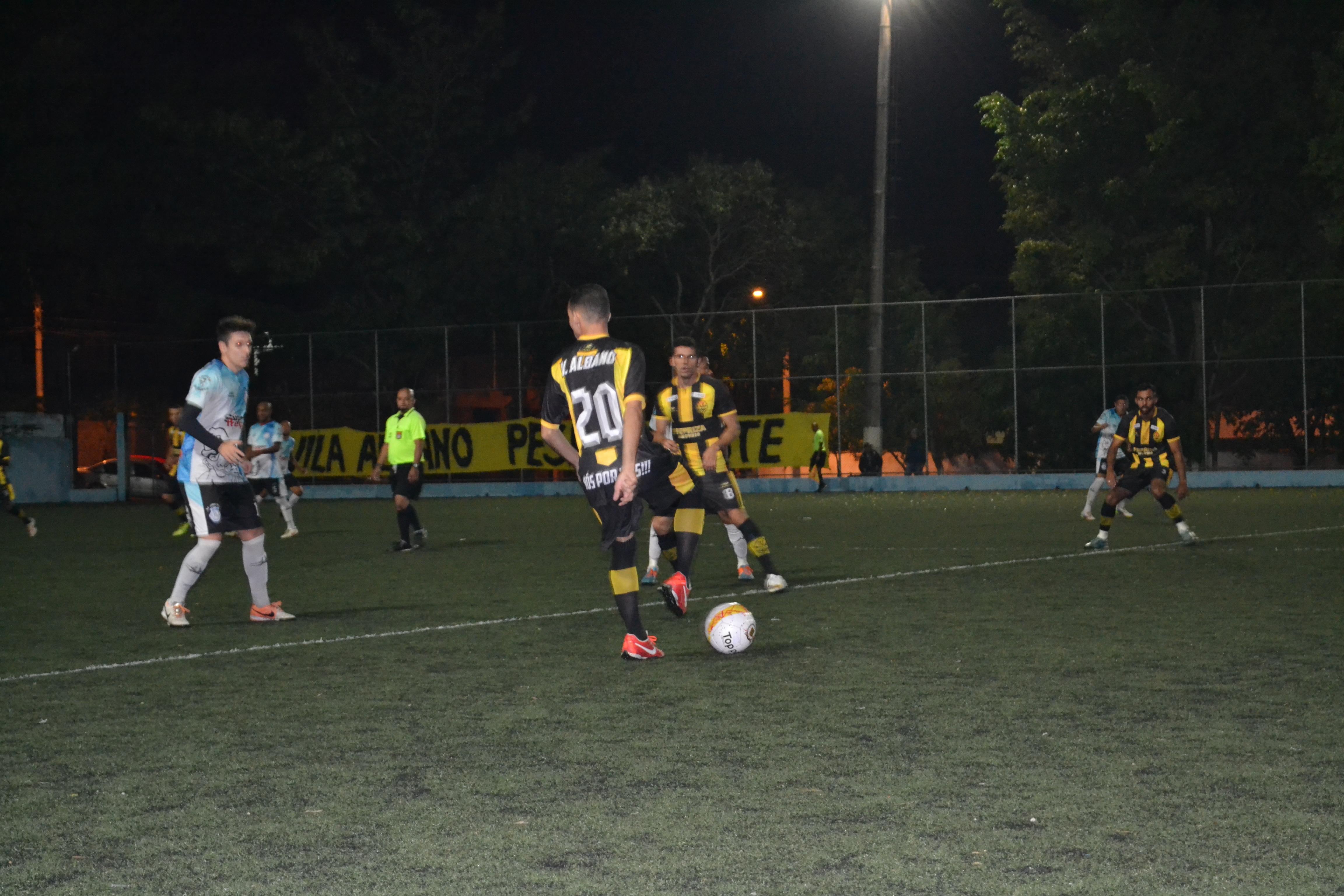 Pela Copa Garanhão, Jardim Brasil vence bem o Vila Albano por 3×1