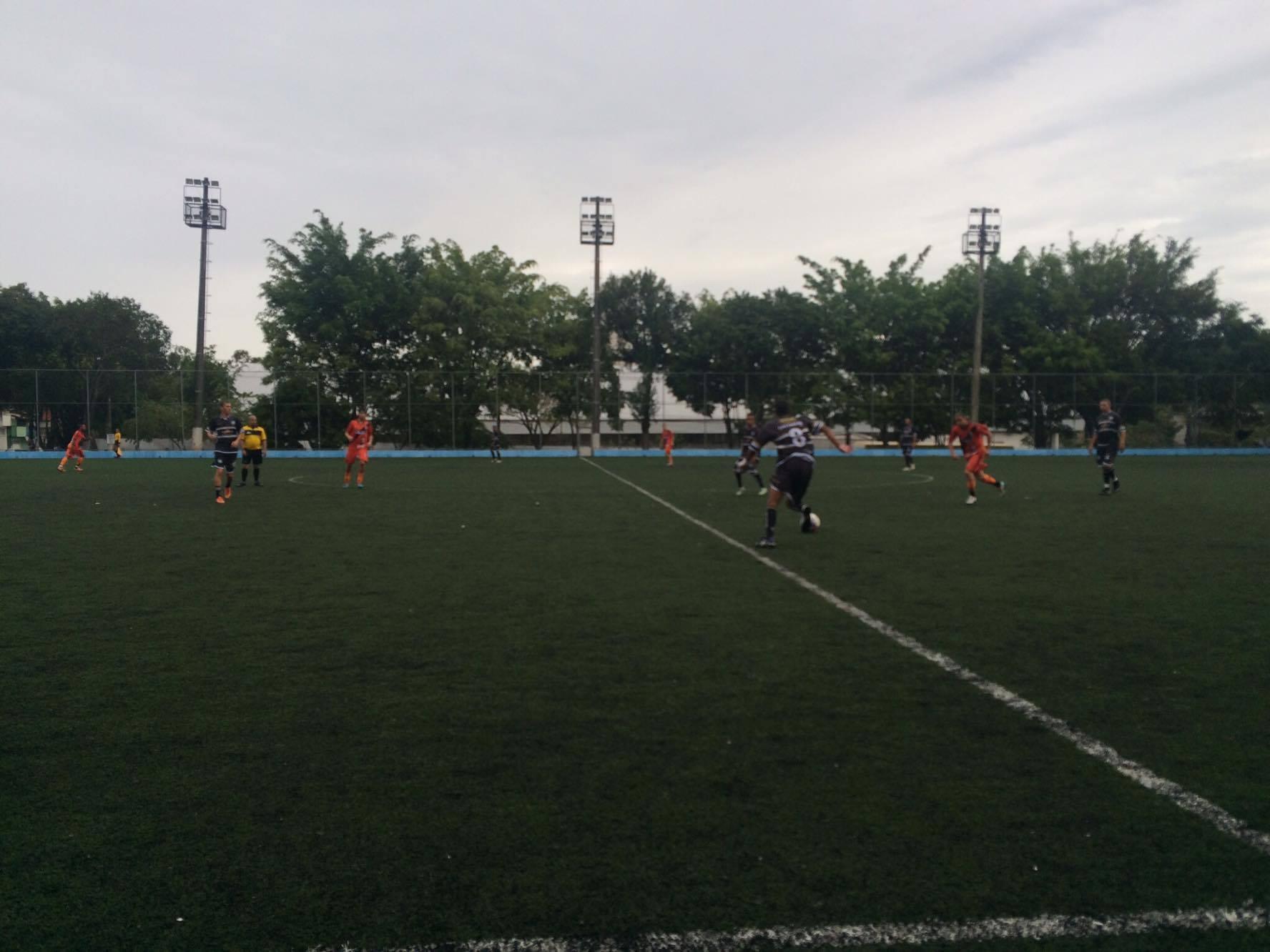 Cantareira vence River e avança na Copa Garanhão
