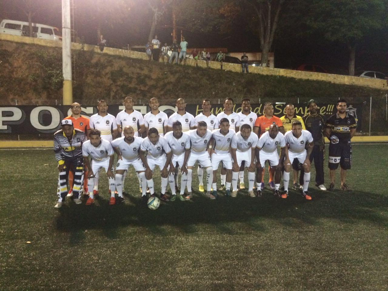 Viracopos vence Caxias e se classifica para a fase geral da Copa Nove de Julho