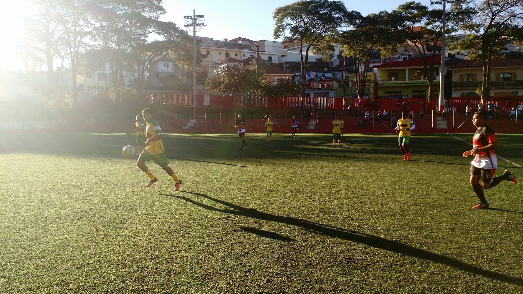 Intermenck elimina Palmeirinha da Copa Nove de Julho