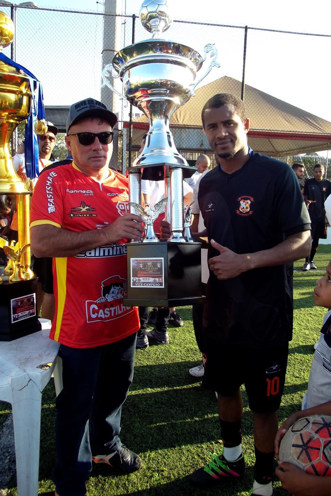 Moleque Travesso vence Batti Fácil e conquista o título da Copa Nove de Julho na Zona Leste