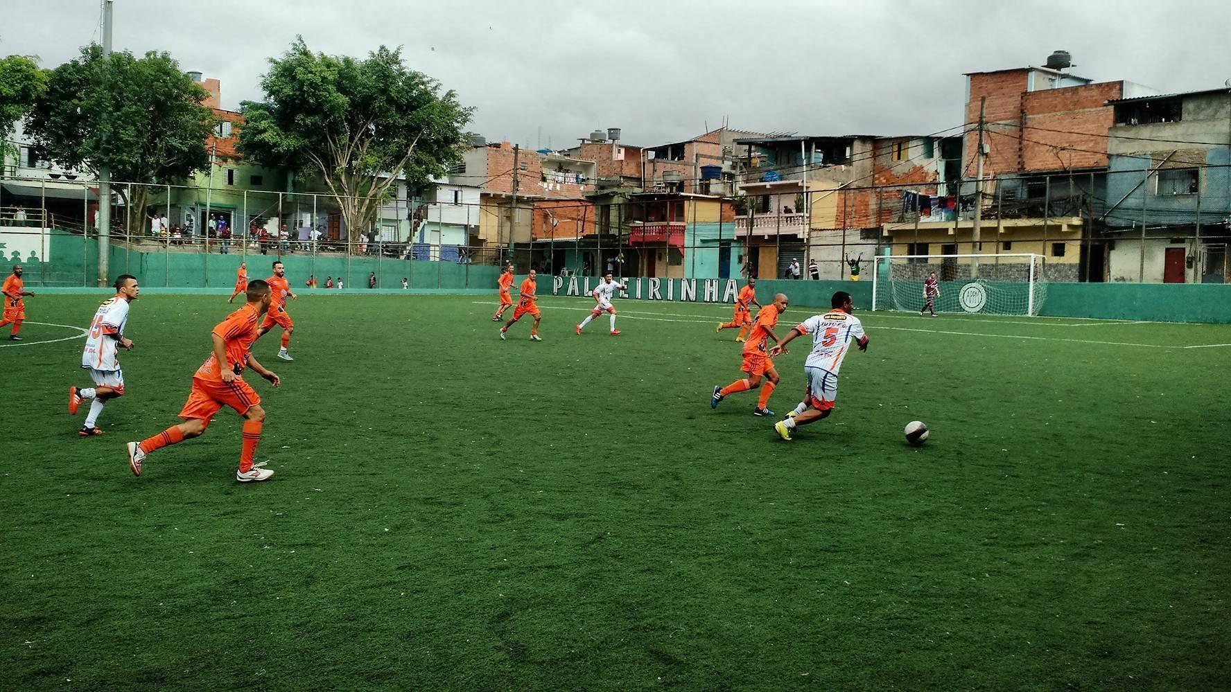 Favela vence Tutu na Copa da Paz de Veteranos
