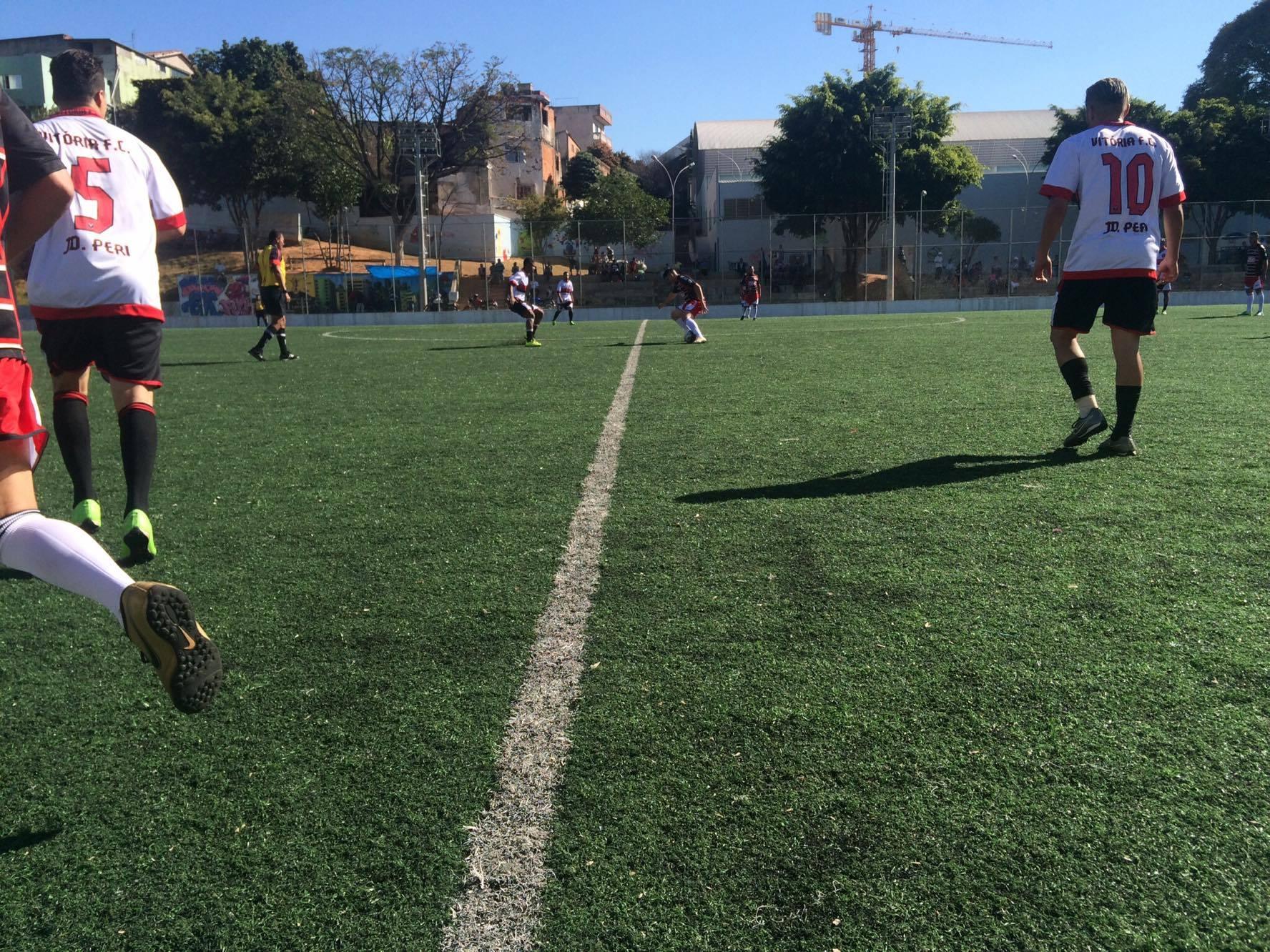 Vitória vence Tô Envolvido e estreia com pé direito na Copa Bifarma
