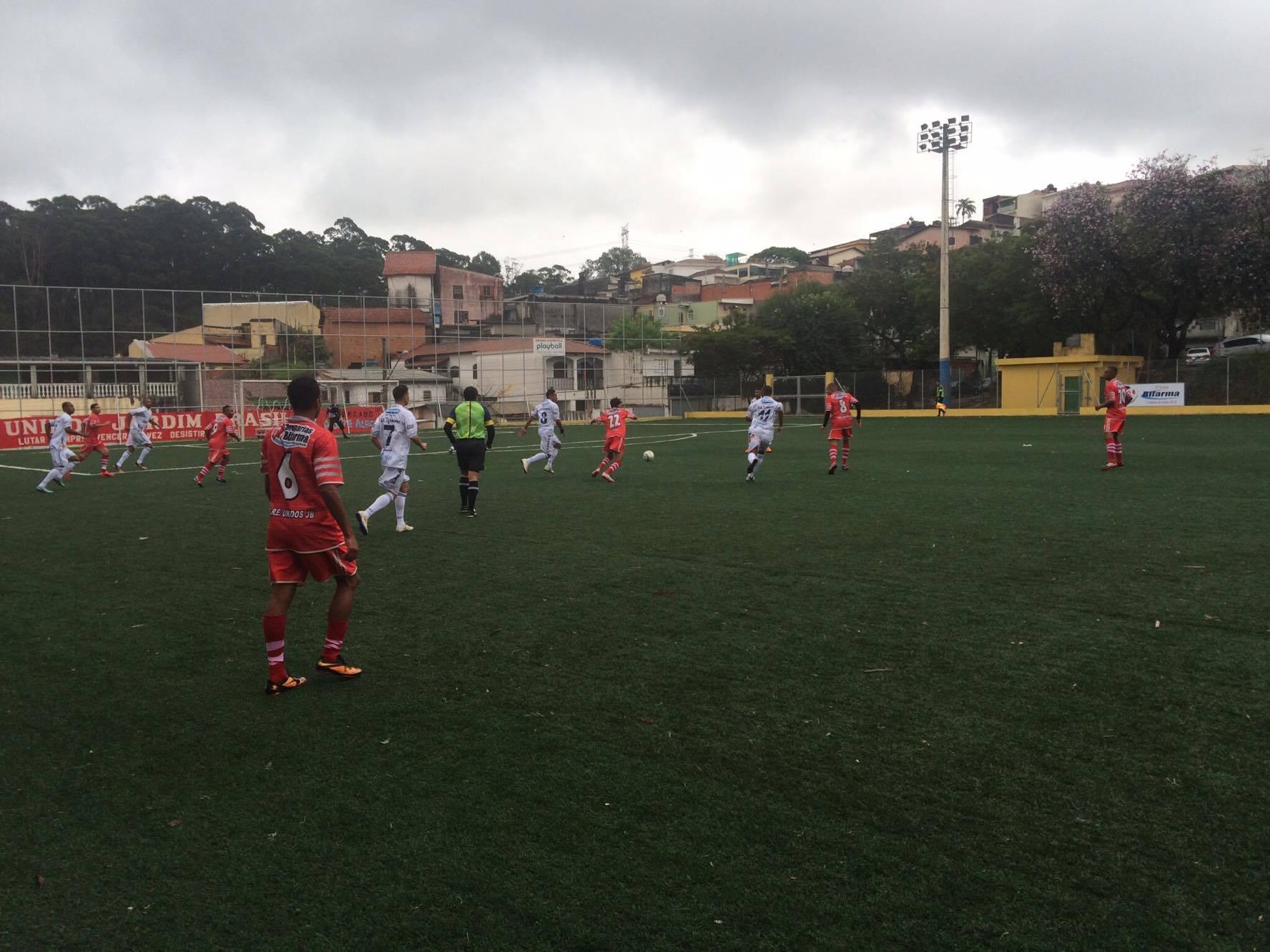 Unidos do Brasília vence Ipanema e estreia com pé direito na Copa Bifarma