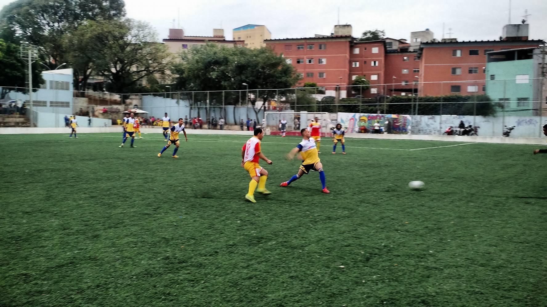 Madrid da Mooca vence o Interpânico na Copa Bifarma