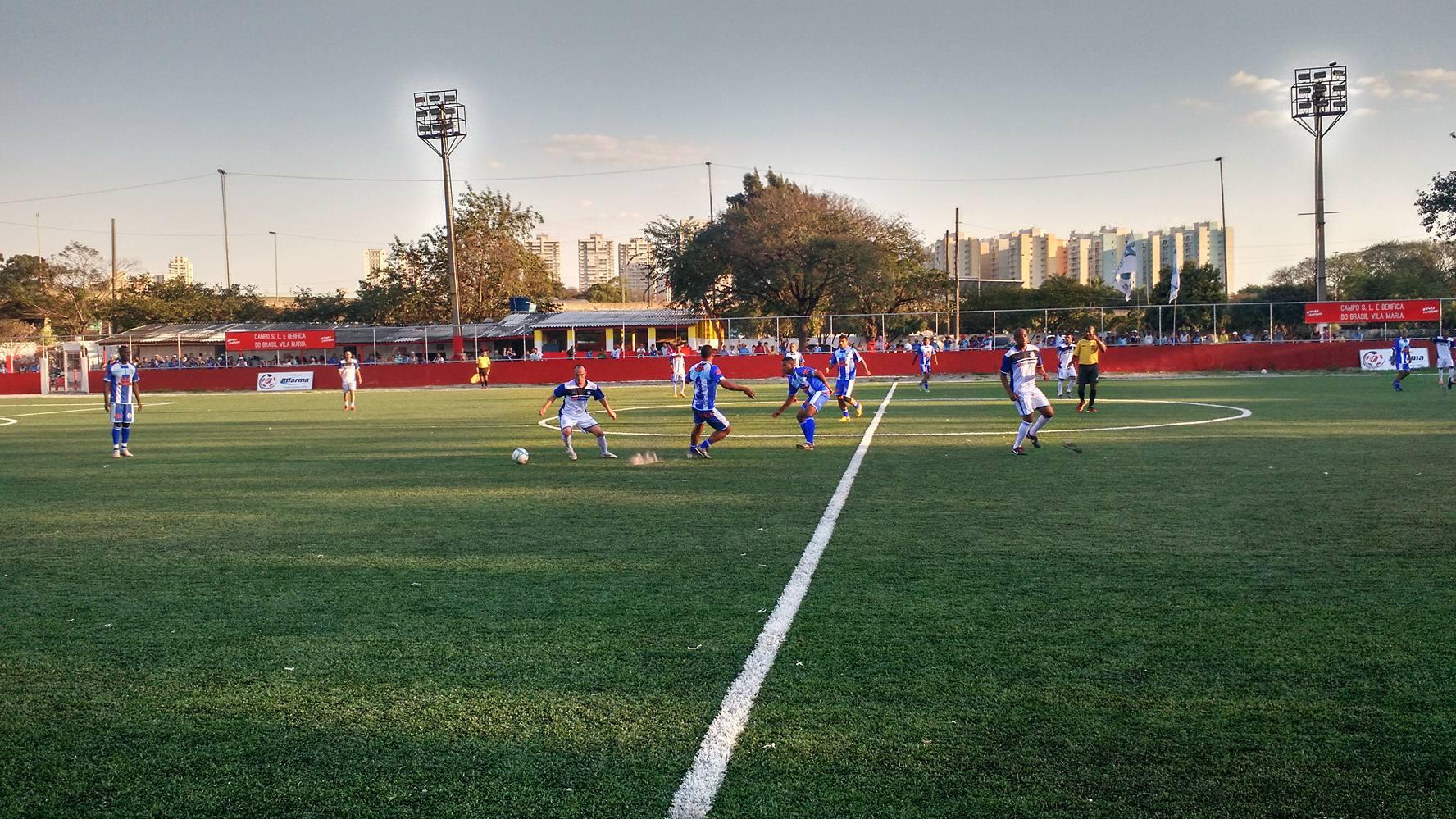 Jardim Brasil vence Dha Q Brada na Copa Bifarma