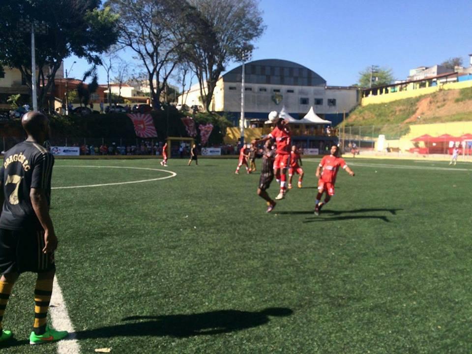Dragões vence Comercial e consegue primeira vitória na Copa Bifarma