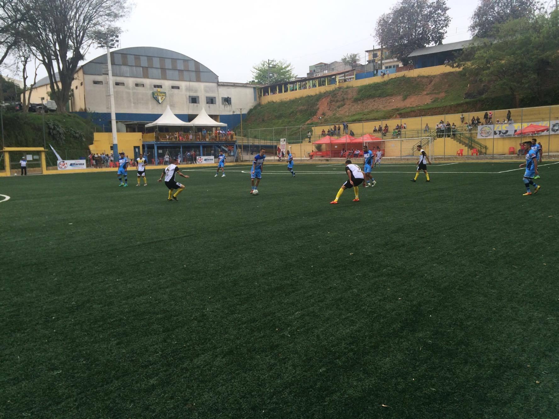 Viracopos vence Biquinha pelo placar mínimo e se garante na próxima fase da Copa Bifarma