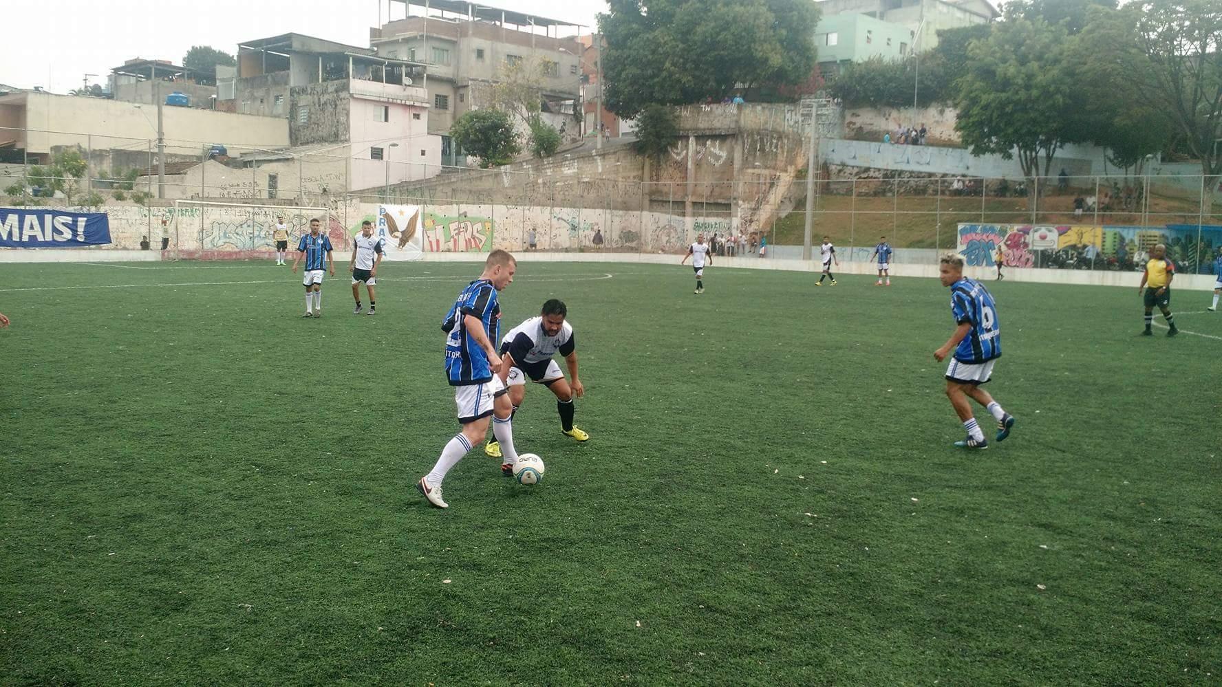 Real Praça e Cantareira ficam no empate na Copa Bifarma