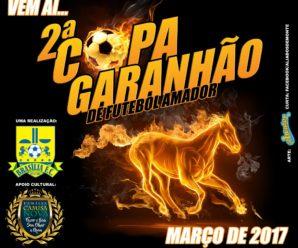 EXCLUSIVO! Com 160 times, segunda edição da Copa Garanhão é anunciada