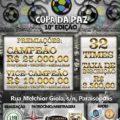 """""""La Décima!"""", vem aí a 10ª edição da Copa da Paz…"""