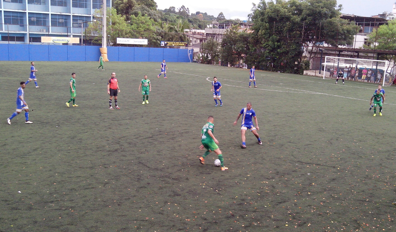 Em jogo de muitos gols, Jardim Regina derrota Leões da Geolandia e avança na Super Copa Pioneer