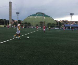 Tiradentes vence Tarjas e consegue classificação na Copa do Busão