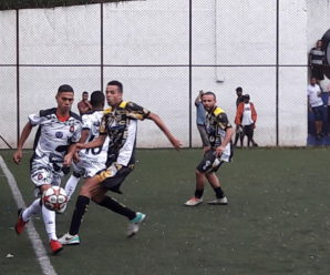 Sedex se reabilita e coloca fogo no grupo F da sede Doroteia na Super Copa Pioneer