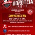 Restam 19 vagas para a COPA DOROTEIA 2018