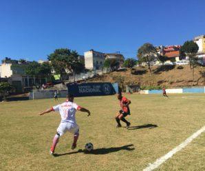 Red Engemon sofre, mas vence Tô Envolvido na Copa Nacional de Veteranos