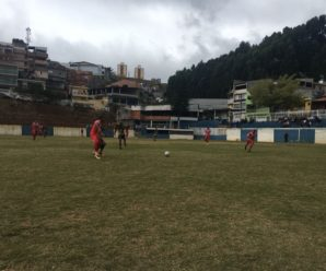 Açucena e Kalipão empatam em jogo marcado por muitas brigas na Copa Nacional de Veteranos