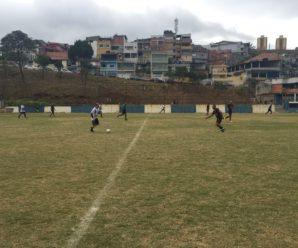 Na Copa Nacional de Veteranos, Cruz da Almas sofre, mas vence Pery Novo