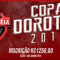 Definidos os grupos da Copa Doroteia 2018