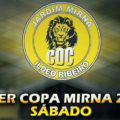 Definidos os grupos da Super Copa Mirna 2019