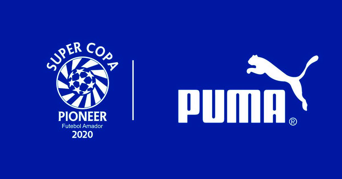 Puma vai calçar a Super Copa Pioneer 2020