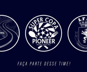 Super Copa Pioneer apresenta o seu lado social